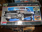 1/12 AMT 1957 Chevy Sport Coupe