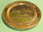 Obsolete Vintage $1Green Valley Ranch bronze  gaming token... combine shipping