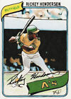 2015 Aceo Caricature Art Sketch Card Rickey Henderson RC Card 1 25 Artist Signed