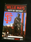 San Francisco Giants 2011 Willie Mays Replica Statue SGA bobblehead NIB 05 06