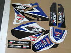 TEAM JGR  GRAPHICS YAMAHA YZ85   2002-2014