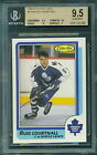 BGS 9.5 1986 87 OPC #174 RUSS COURTNALL RC ROOKIE CARD GEM MINT w 10's LEAFS