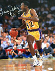 James Worthy Signed Los Angeles Lakers 11x14 Photo JSA G48616