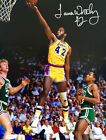 James Worthy Signed Los Angeles Lakers 11x14 Photo JSA G48615