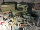 SEARS KENMORE Sweing Machine HUGE LOT - COMPLETE COLLECTION - Model 158.17200