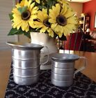 Lincoln Wear Ever 1 And 1/2 Quart Aluminum Measuring Cup Primitive Repurpose