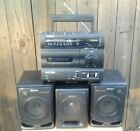 Vintage Sony boombox cassette player am/fm CFS-1025