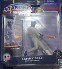 2001 SAMMY SOSA STARTING LINEUP 2 BIGGER FIGURE CHICAGO CUBS  SLU
