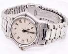 EBEL 1911 STAINLESS STEEL LADIES WATCH WITH BOX