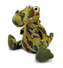 NEW Beeposh Wally Dinosaur Camo Stuffed Animal Plush Soft Toy Melissa