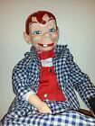 vtg MORTIMER SNERD ventriloquist dummy doll. Goldberger Co. puppet RARE