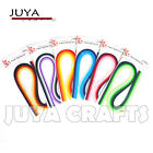 JUYA 36Colors 5mm width Paper Quilling 540mm length 720 strips total