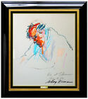 LeRoy Neiman Original Painting Signed Oil Pastel Authentic Playboy Artwork SBO