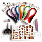 JUYA 5mm Width 600 Strips Quilling Paper and Quilling Tools Paper Quilling Kit