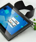 Black 7 Android 42 A23 Cortex Dual Core Dual Camera 8GB Mid Tablet Notebook PC