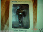 Hartland Paul Hornung signed with coa and box 2006