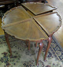 Antique Four Section Table