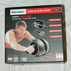 NEW ORIGINAL PERFECT FITNESS AB CARVER PRO WORKOUT WHEEL