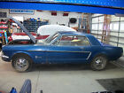 Ford  Mustang 2 DR 1965 ford mustang 6 cyl auto project stored 38 years