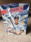 A-Rod's 40 40 Crunch Unopened Cereal Box From 1998!