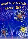 Fireworks Funny 100th Birthday Card Greeting Card by Oatmeal Studios