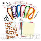 JUYA 3mm Width 36 Colors 720 Strips Quilling Paper Kit Tools Board Card