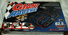 AFX HO scale GIANT RACEWAY MEGA G+ Slot Car Race Set w/ Tri Power Pack #21017