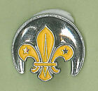 1970's UNITED KINGDOM / UK SCOUTS - BOY SCOUT Metal Lapel Pin Badge