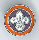 1970's UNITED KINGDOM / UK SCOUTS - BOY SCOUT Metal Lapel Pin Patch