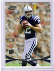 Andrew Luck rookie 2012 topps prime Indianapolis Colts