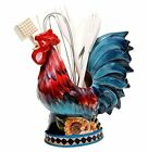 Certified International 7-Piece French Barnyard 3-D Tool Set  Multicolor
