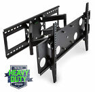 Pro Dual Arm Articulating LCD LED Plasma TV Wall Mount