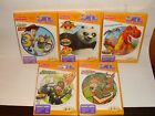 LOT OF (5) FISHER PRICE iXL LEARNING SYSTEM GAMES SOFTWARE NEW! SEALED! NEW!