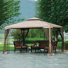 10 x 12  Gazebo Replacement Canopy  Universal New