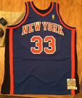 Patrick Ewing New York Knicks Mitchell And Ness Jersey nyk Authentic Nba 56