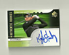 2012 Upper Deck SP Authentic Kyle Stanley Rookie RC Autograph Auto numbered 100