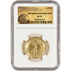 2009 US Gold 20 Ultra High Relief Double Eagle NGC MS70 UHR Label