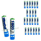 24 x AAA HR03 1600mAh Ni-MH 1.2V 13.0g Rechargeable Battery LR03 UltraCell Blue