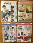 Baby Toddler Accessories Sewing Patterns Multi Style Options some vintage