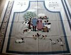 New Concord Joan Kessler French Country Farm Apron Cotton Fabric Panel