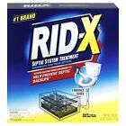 RID X Septic Tank System Treatment 4 Month Supply Powder 392 Ounce New
