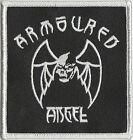 Armoured Angel Baptism in Blood Patch (Mortal Sin, Celtic Frost, Bolt Thrower)