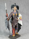 TOY SOLDIER 54mm INDIAN Two crows PARISKAROOPA 1/32 PAINTED Miniature In-04