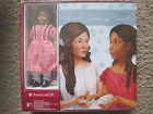 American Girl Marie-Grace & Cecile 6-Book Set With Mini Doll-New In A Box