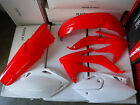RACE TECH PLASTIC KIT HONDA CRF450X  2005 2006 2007 SHROUDS  FENDERS PLATES
