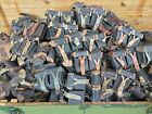 LOT OF 10! VINTAGE RUSSIAN MILITARY MOSIN NAGANT LEATHER DUAL AMMO GEAR POUCHES