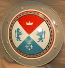 VINTAGE 1954 Mattel ROYAL KNIGHT SHIELD Tin Litho Medieval Knight Prince Valiant