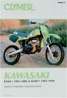 CLYMER Repair Manual for Kawasaki KX60 1983-2002, KX80 1983-1990