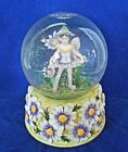 WESTLAND MUSICAL FAIRY RING PRIMA BAILERINA GLOBE-DANCE OF THE SUGAR PLUM FAIRY