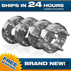 4x100 Wheel Spacers Adapters 4 lug set for 12x1.5 studs cb 60.1 mm 2 inch thick